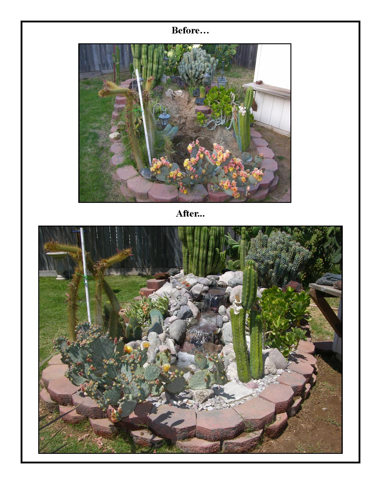 Larry Bender's Landscaping - The Design